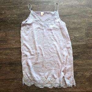 Paper Crane slip style dress